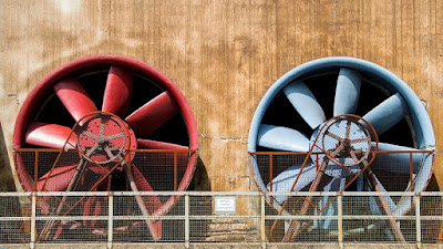 Fan in the Industrial World