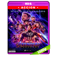 Avengers: Endgame (2019) WEB-DL 1080p Audio Dual Latino-Ingles