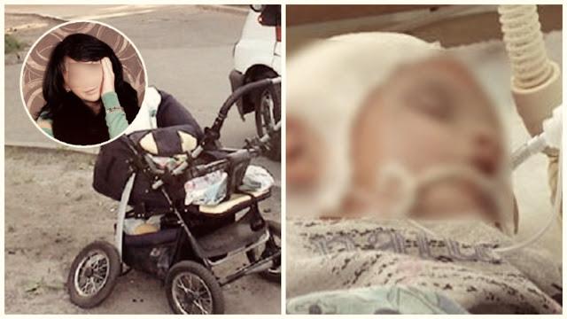 Молодая мать избила новорожденного ребенка ради свидания
