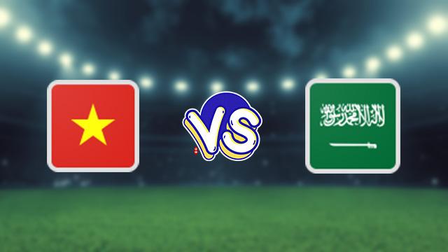 مشاهدة مباراة السعودية ضد فيتنام 02-09-2021 بث مباشر في التصفيات الاسيويه المؤهله لكاس العالم