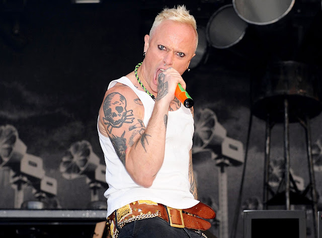Keith Flint, cantante de The Prodigy