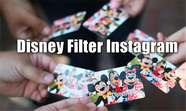 disney filter instagram