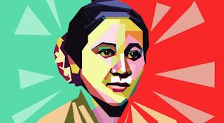 Mengenal Sosok Kartini,  (Habis Gelap Terbitlah Terang)
