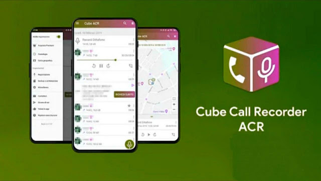 تحميل برنامج Cube Call Recorder ACR اخر اصدار للاندرويد