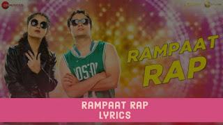 Rampaat Rap Lyrics | Rampaat | Chinar & Mahesh