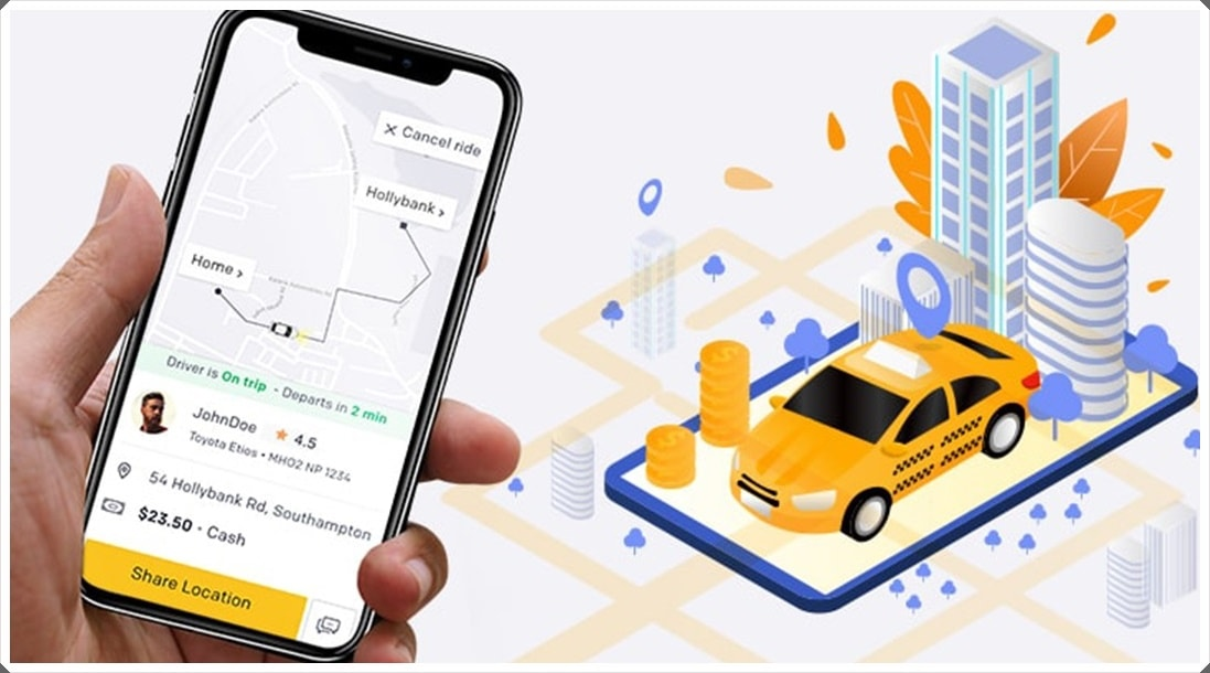 Taxi Dispatch App Importance