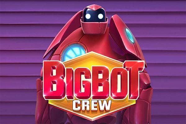 Main Gratis Slot Demo Big Bot Crew (Quickspin)