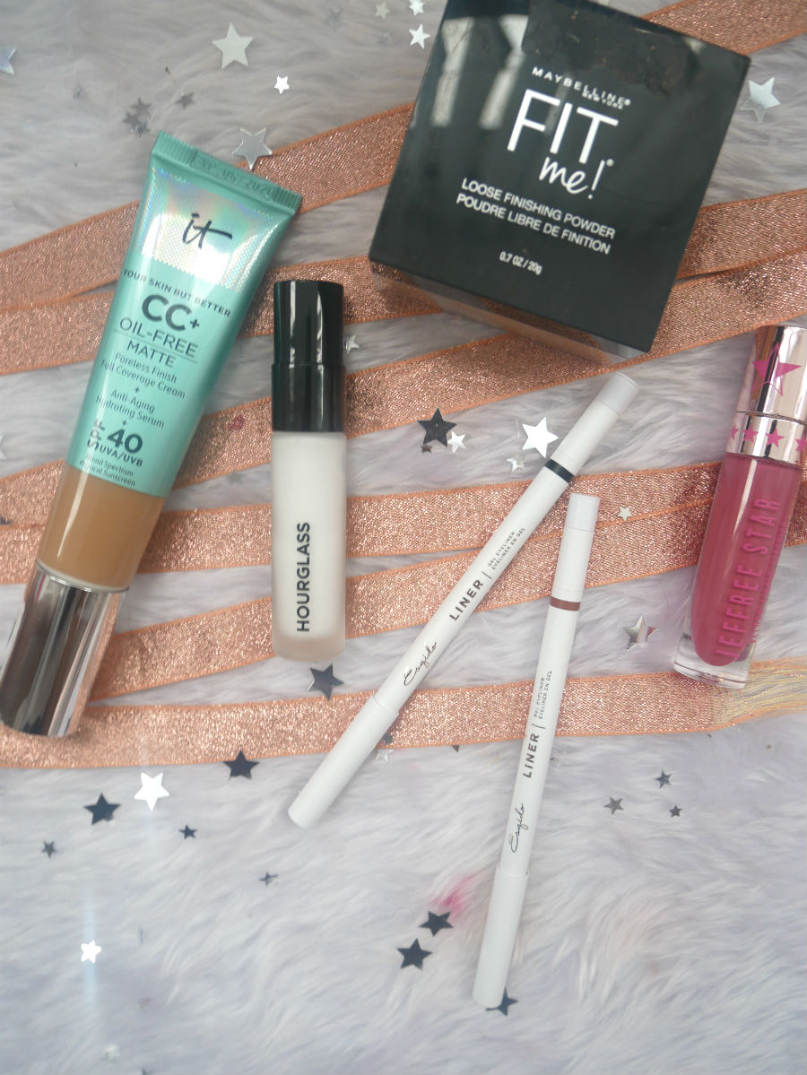 it cosmetics cc cream matte review oily skin