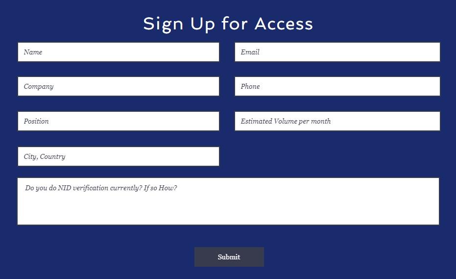 Tech NEWS and REVIEWS: Porichoy   Easy NID Verification