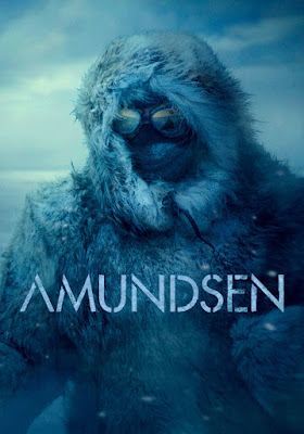 Amundsen 2019 DVD R2 PAL Spanish