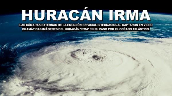 """EE.UU. tiembla: """"Huracán Irma"""" es un monstruo categoría 5, """"Alcanza velocidades de viento jamás vistas"""". (Video)"""