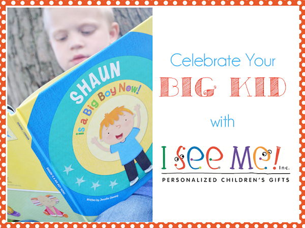 Celebrate Your Big Kid with I See Me! {A Review & Sweepstakes}