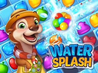 Sevimli Su Baloncuklaır Oyunu