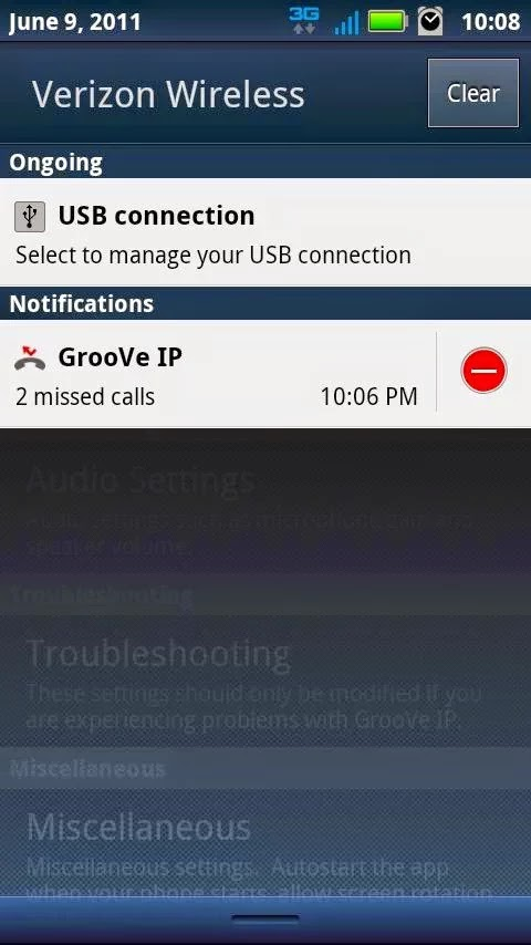 GrooVe IP - Free Calls + Text v2.0.8