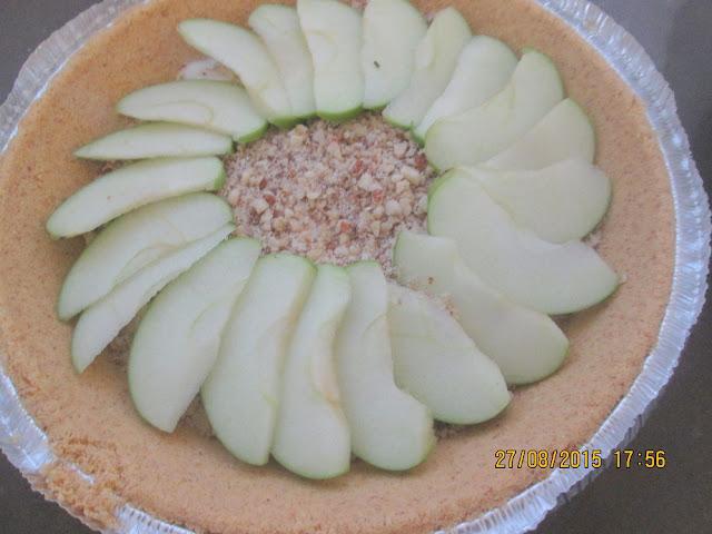 IMG 0349 - פאי תפוחים טעים לראש השנה