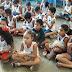 """Equipe do programa """"Crescer Saudável"""" desenvolve atividades na Escola Municipal Presidente Médici em Nova Olinda"""