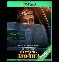 UN PRÍNCIPE EN NUEVA YORK 2 (2021) WEB-DL 2160P HDR MKV ESPAÑOL LATINO