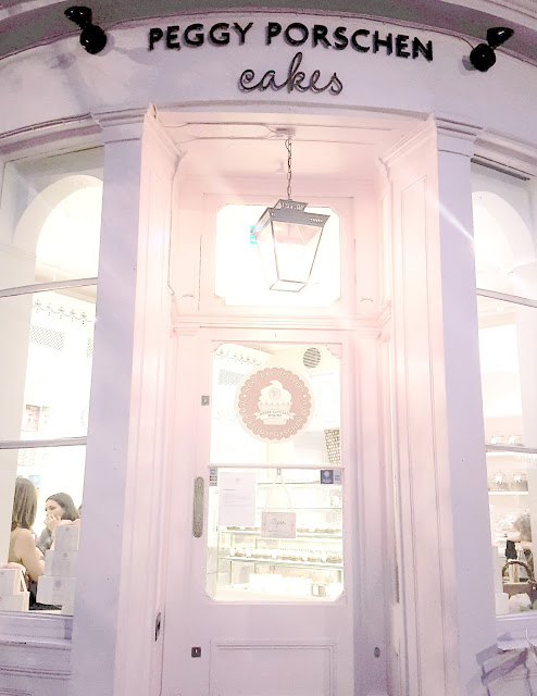 The Cutest Cake Shop EVER - Peggy Porschen