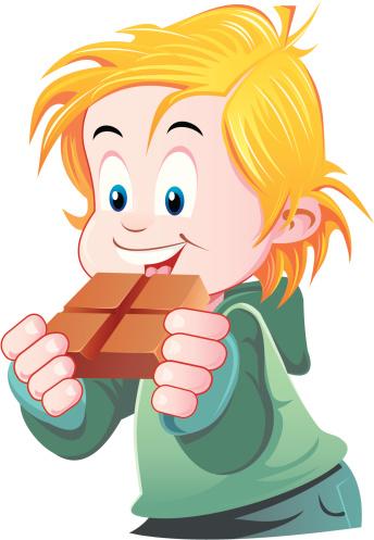 Why Do Girls Like to Eat Chocolate
