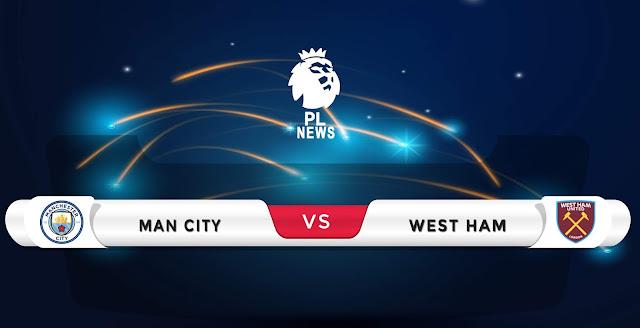 Manchester City vs West Ham Prediction & Match Preview