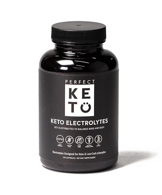 Perfect Keto Electrolytes