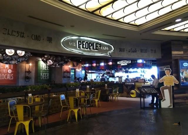 The People's Cafe untuk Penggemar Street Food