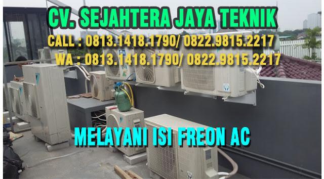 SERVICE AC BERPENGALAMAN DI JAKARTA BARAT