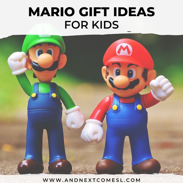 Mario gift ideas