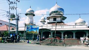 Pembangunan Masjid Babussalam Tanjung Butuh Tambahan Dana