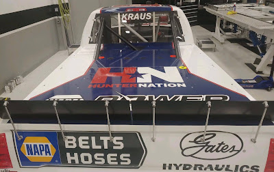 Derek Kraus #19 #NASCAR Watkins Glen Camping World Truck Series