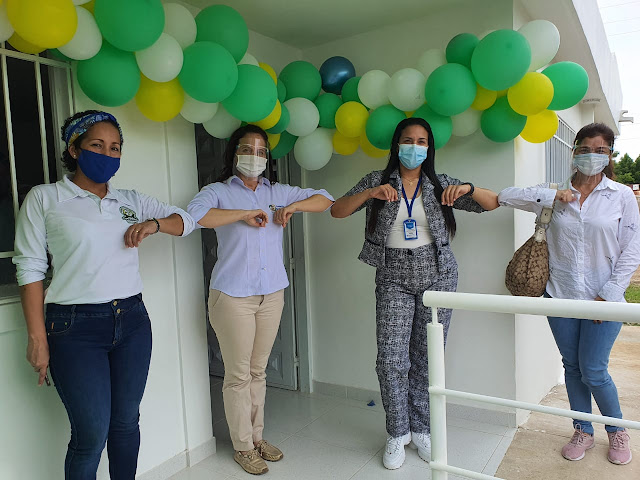 https://www.notasrosas.com/Gerente del Hospital de Riohacha entregó Puesto de Salud, en el corregimiento de Matitas