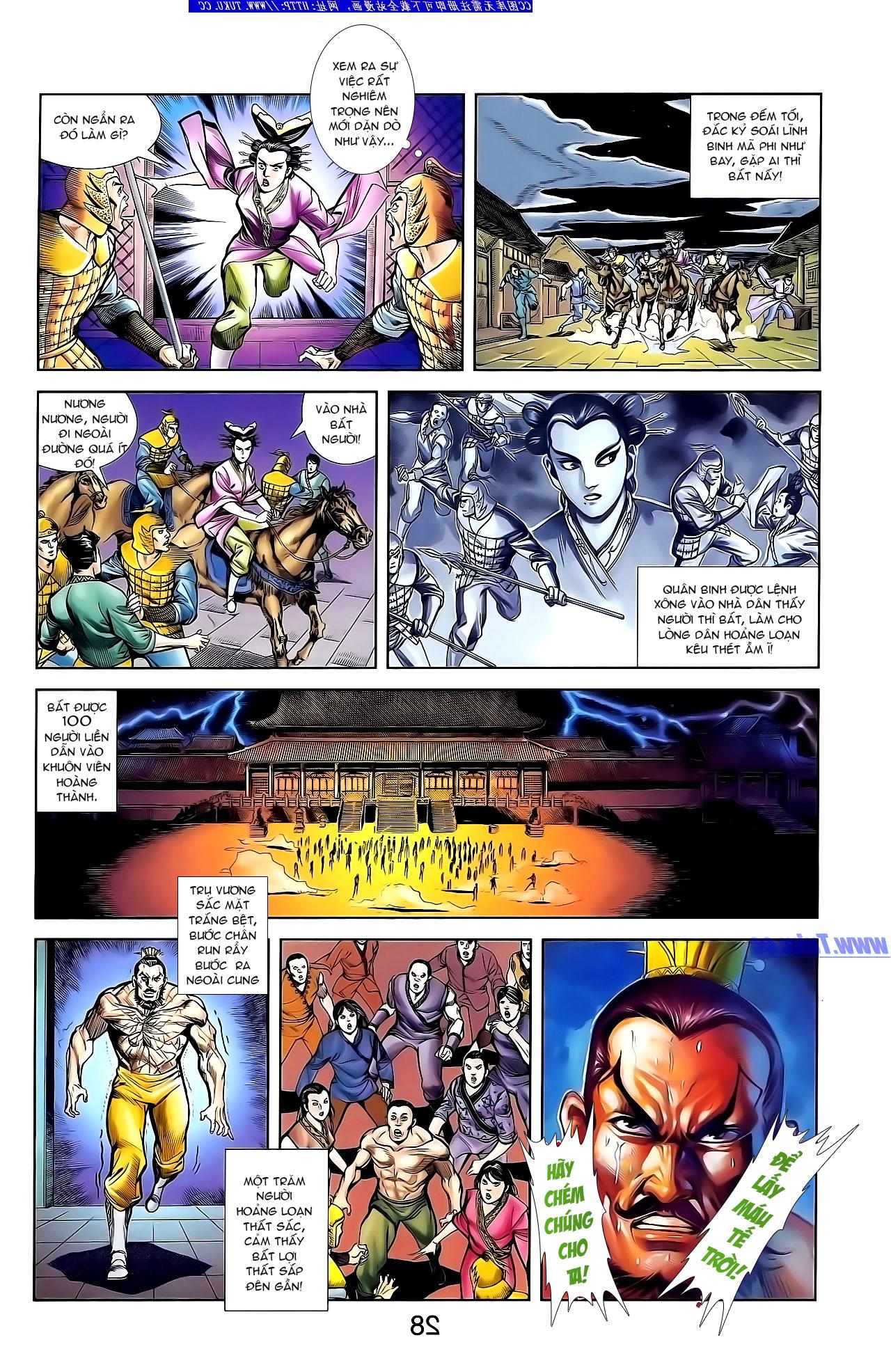 Cơ Phát Khai Chu Bản chapter 133 trang 9