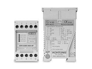 EWS Kem Kuppers Intrinsically Safe Power Supply Units