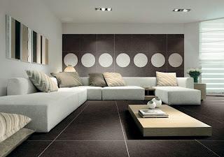 Elegir el piso para salas ideas para decorar dise ar y for Piastrelle per salone