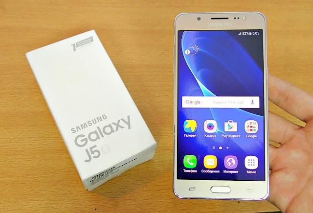 Cara Screenshot di Samsung Galaxy J5