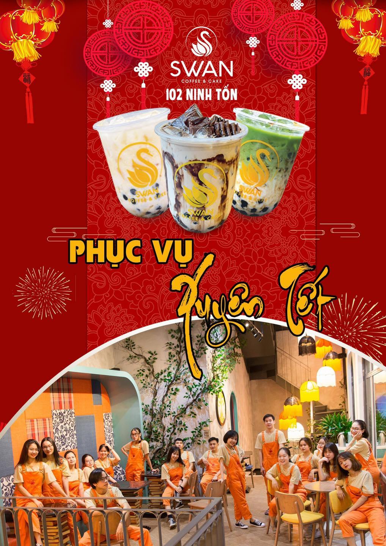 SWAN Coffee & Cake - 102, Ninh Tốn, Liên Chiểu, Đà Nẵng