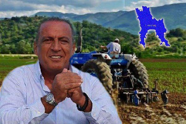 Γιάννης Κουλιζακος: Προτεραιότητα μου  Αγροτικός Τομέας στην Λακωνία
