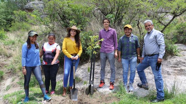 Gobierno de Atlixco y ciudadanos se unen para recuperar áreas verdes del cerro de San Miguel