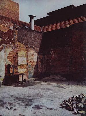 Urban Landscape Antwerp Belgium - fresson print