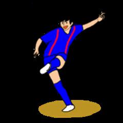 Soccer, fond, cheering squad 6