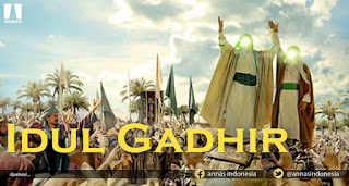Idul Ghadir Tidak Ada dalam Islam!!