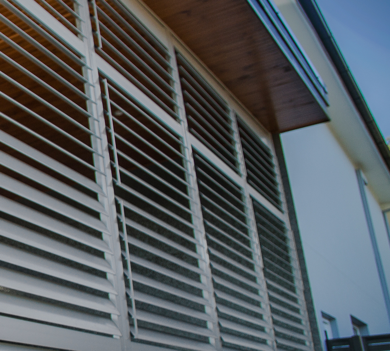 shutters installation issues
