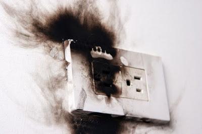Instalaciones eléctricas residenciales - fallas eléctricas