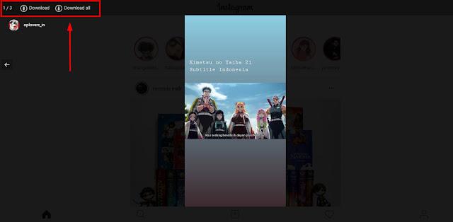 Cara Download Instastory Instagram Orang Lain Terbaru