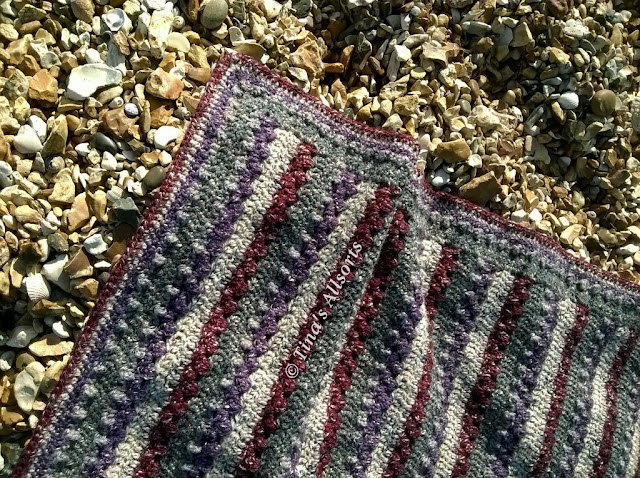 Tina's Allsorts, Winterberry Blanket