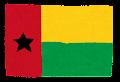 ギニアビサウの国旗
