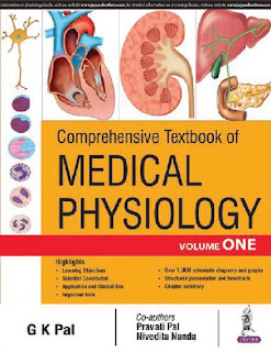 Comprehensive Textbook of Medical Physiology - G K Pal