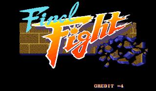 Jogo Final Fight Arcade online grátis