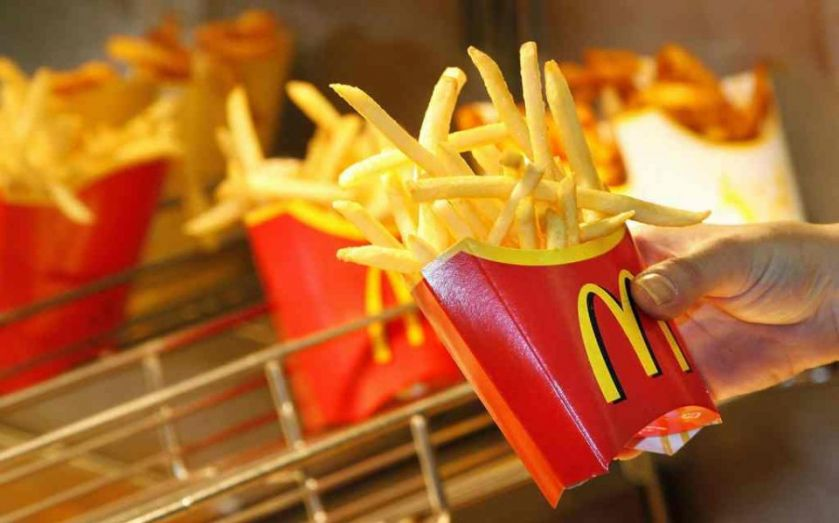 McDonald's Apologises After China Store Bans Black People