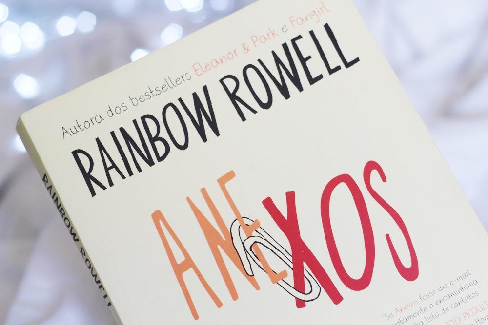 livro, anexos, rainbow rowell, dani georgeto, wanderlust, micaela ramos